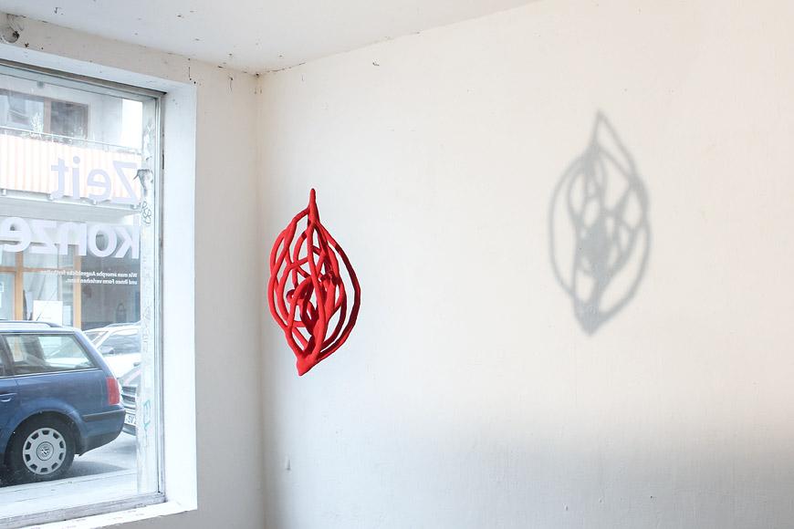 ZeitKonzentrat Ausstellung im Hinterconti Lana Bragina