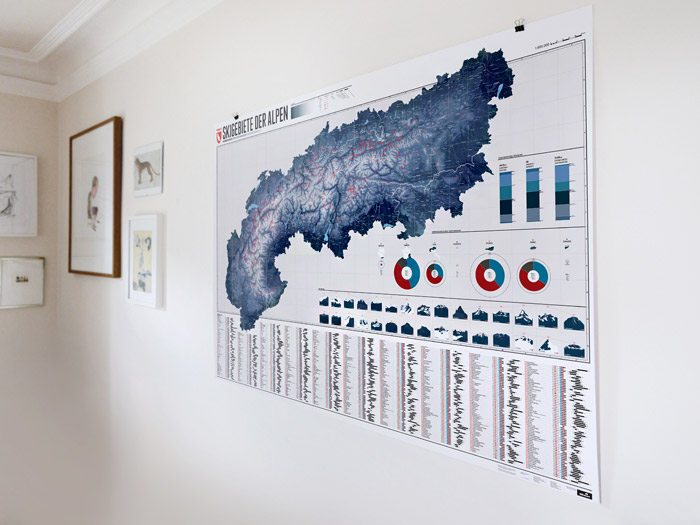 Marmota Maps - Alpenkarte