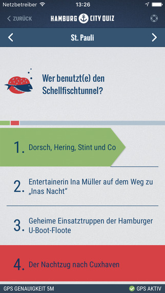 Hamburg City Quiz
